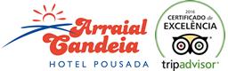 Pousada em Arraial d'Ajuda | Arraial Candeia Hotel Pousada
